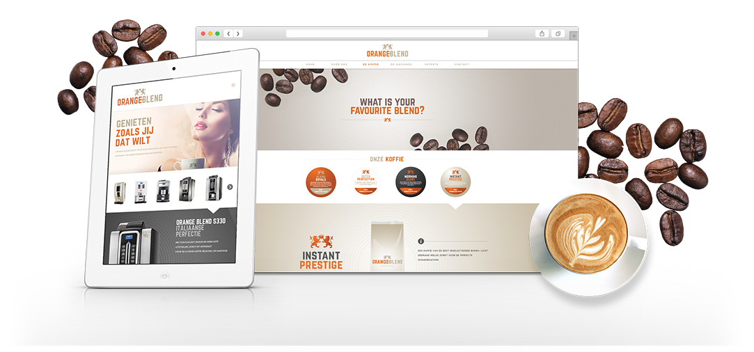 Orange Blend Case Study