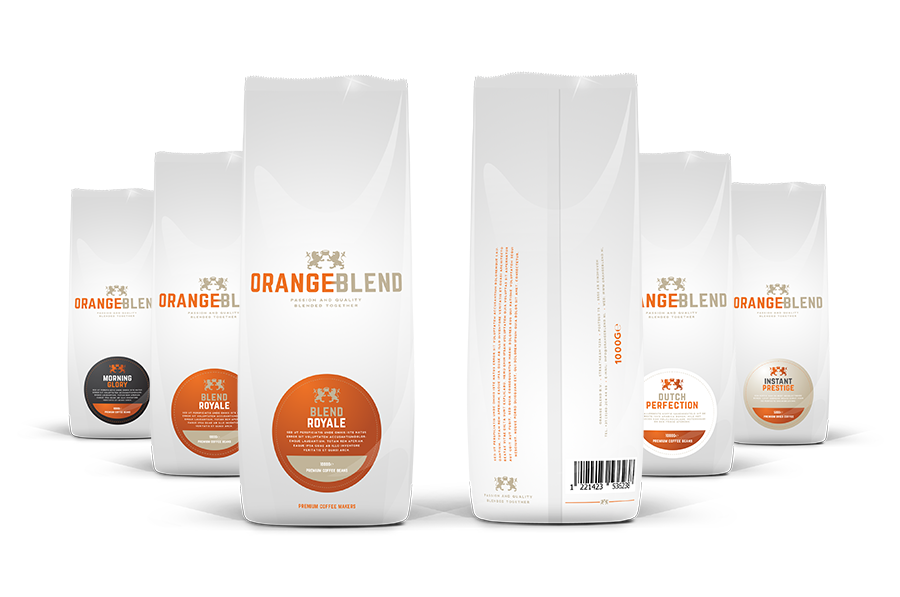 OrangeBlendPackaging