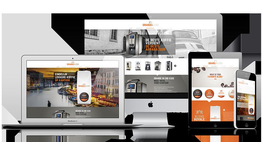 OrangeBlendWebsite